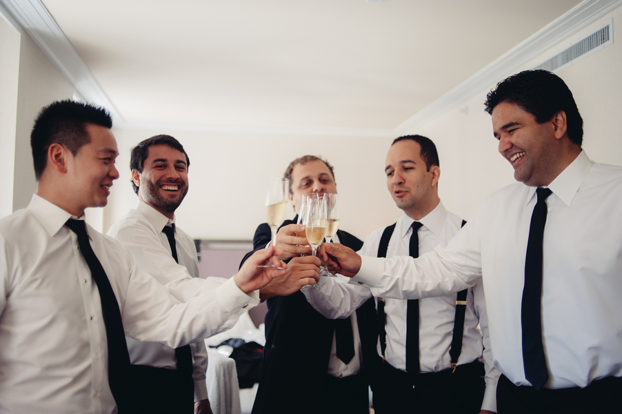 Groom-toasts-with-groomsmen-before-taking-the-plunge.full