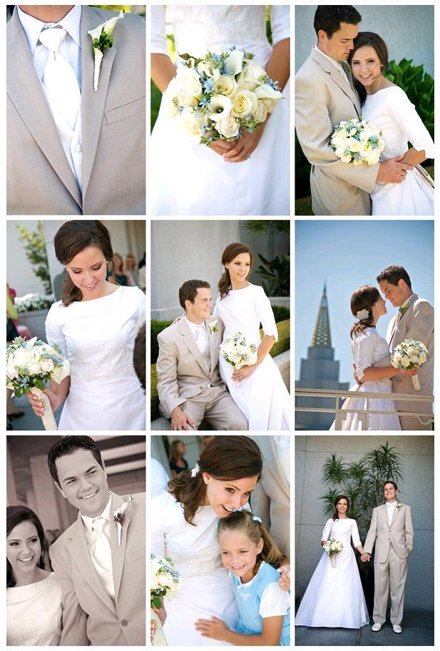photo of Featured Wedding: AnnElise and Christopher