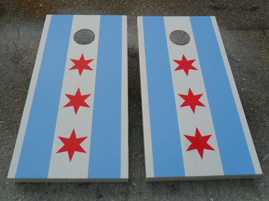 Wedding Games Chicago Corn Hole