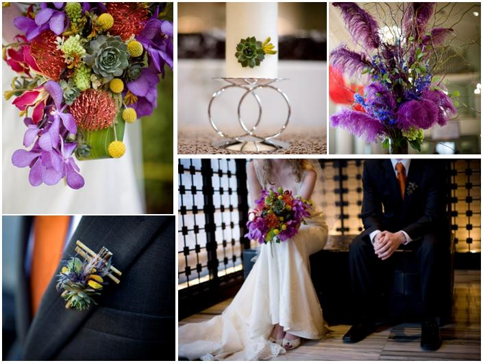 Purple-yellow-red-green-bouquet-purple-feathers.original