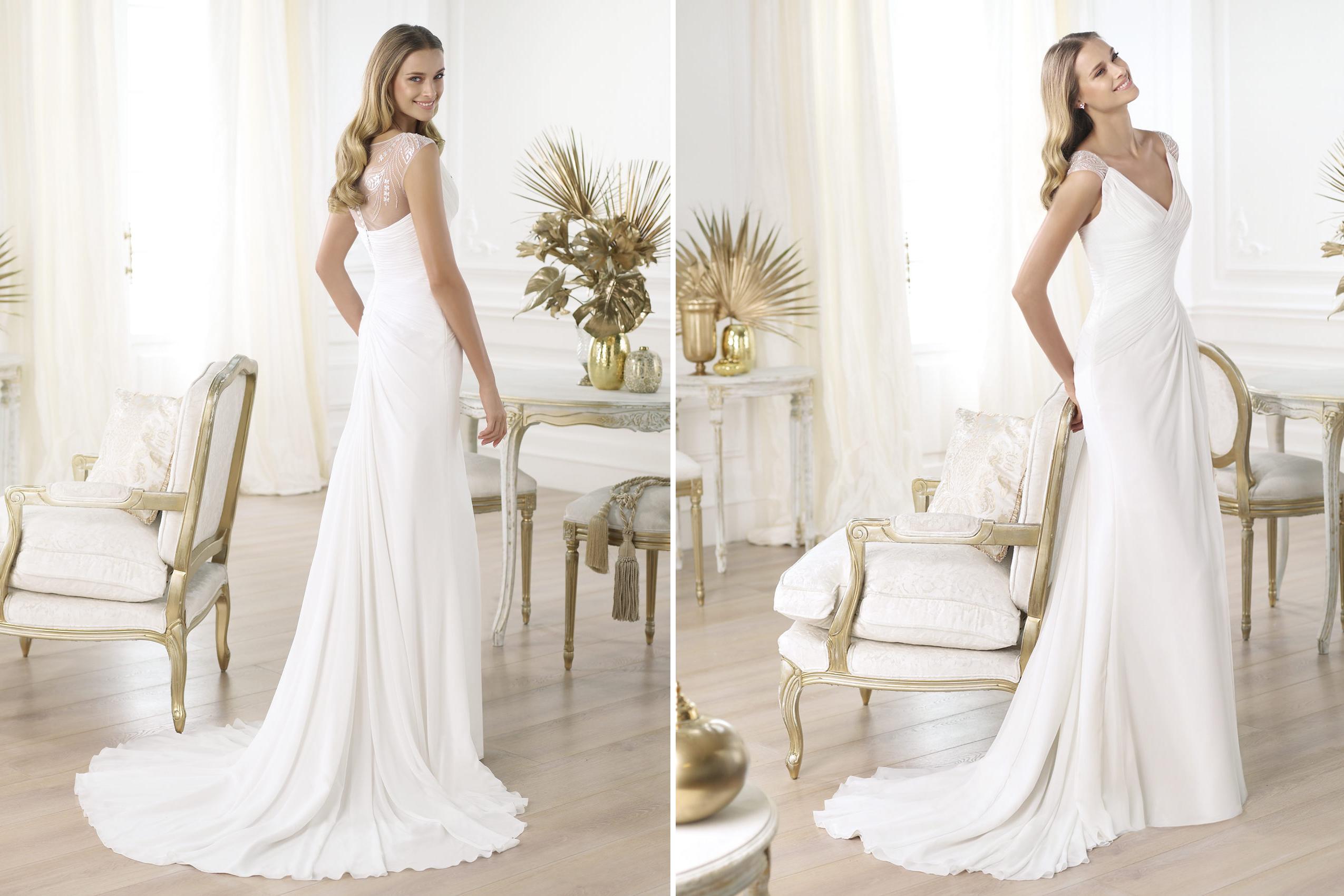Pronovias Wedding Dress Pre 2014 Fashion Bridal Lili