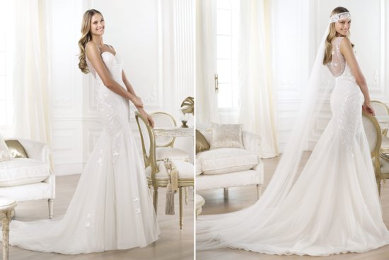 Pronovias Wedding Dress Pre 2014 Fashion Bridal Lagara