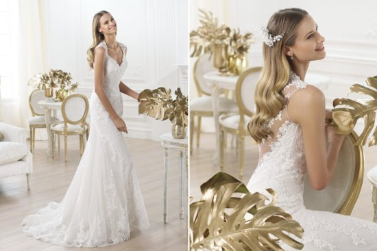 Pronovias Wedding Dress Pre 2014 Fashion Bridal Laran
