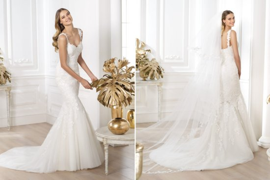 Pronovias Wedding Dress Pre 2014 Fashion Bridal Land