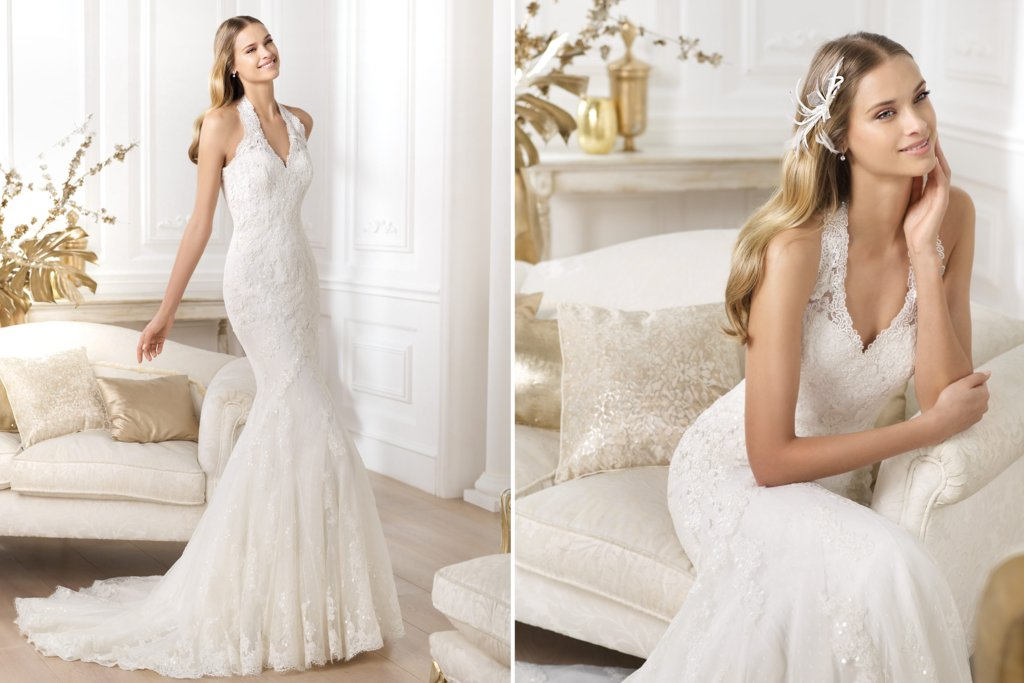 Pronovias Wedding Dress Pre 2014 Fashion Bridal Lester
