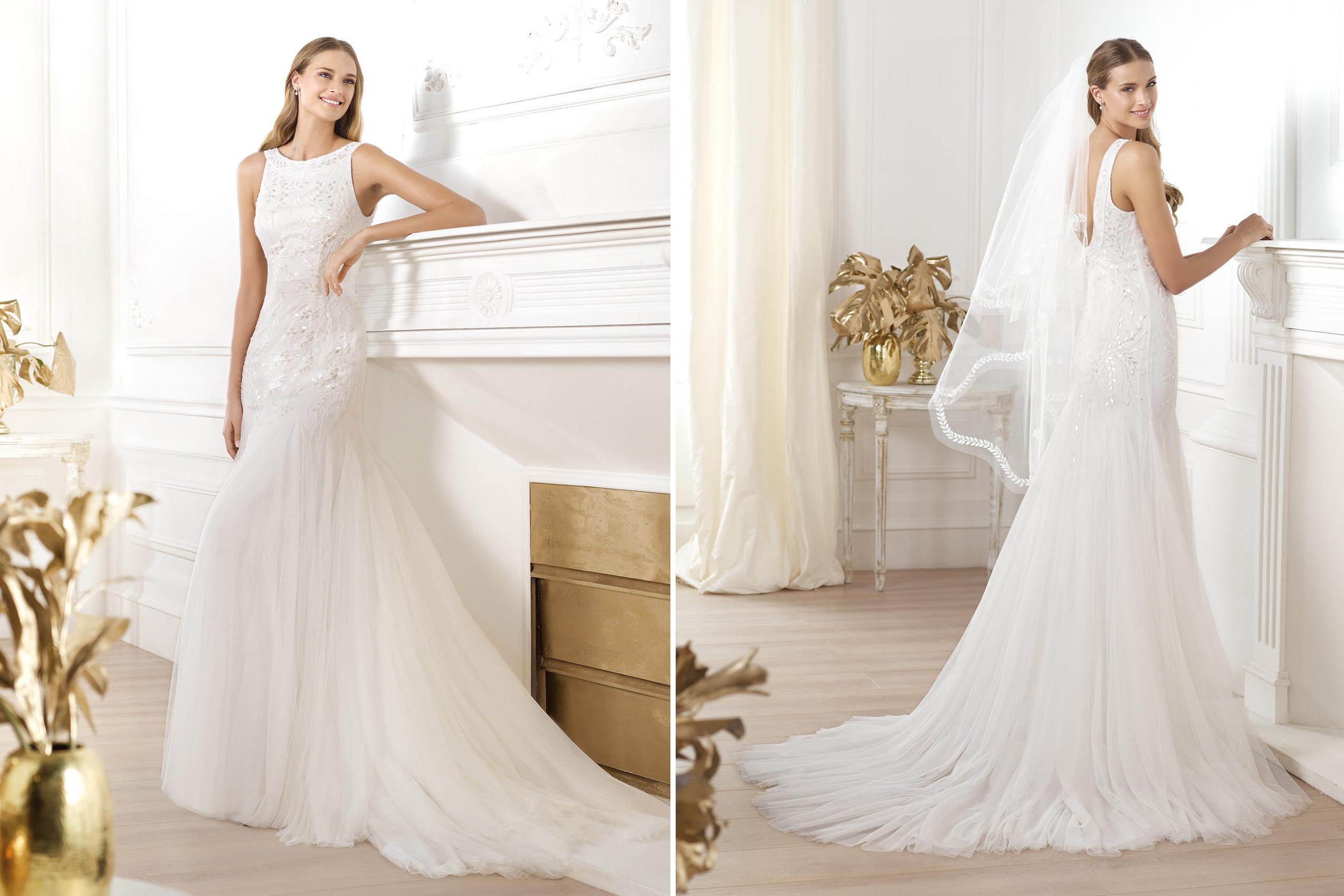 Pronovias Wedding Dress Pre 2014 Fashion Bridal Lacasta