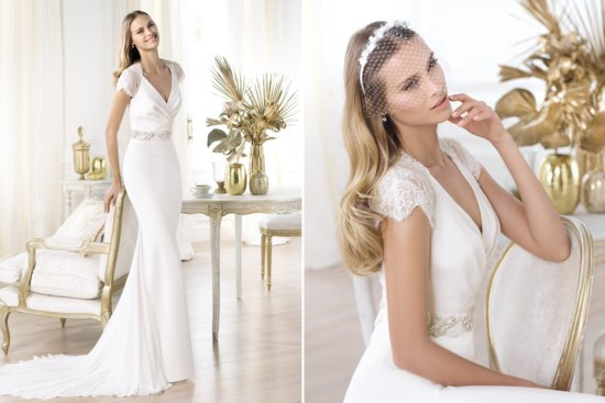 Pronovias Wedding Dress Pre 2014 Fashion Bridal Laila