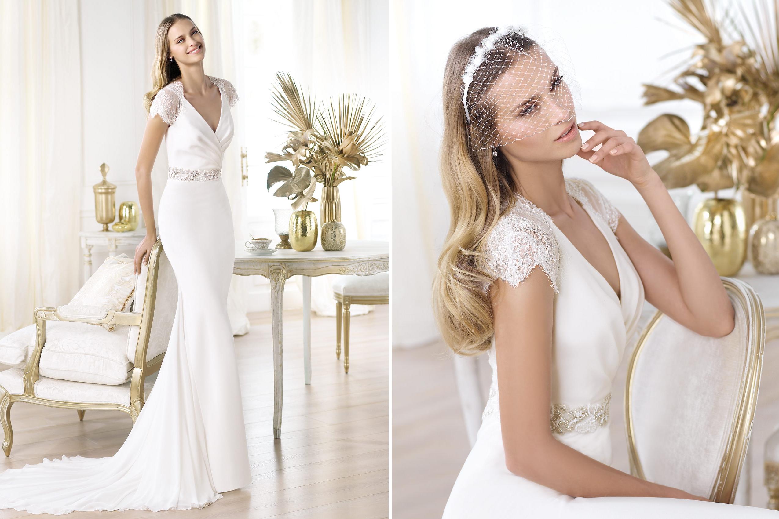 Pronovias Wedding Dress Pre 2014 Fashion Bridal Laila