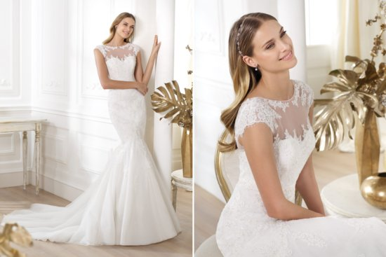 Pronovias Wedding Dress Pre 2014 Fashion Bridal Lansi