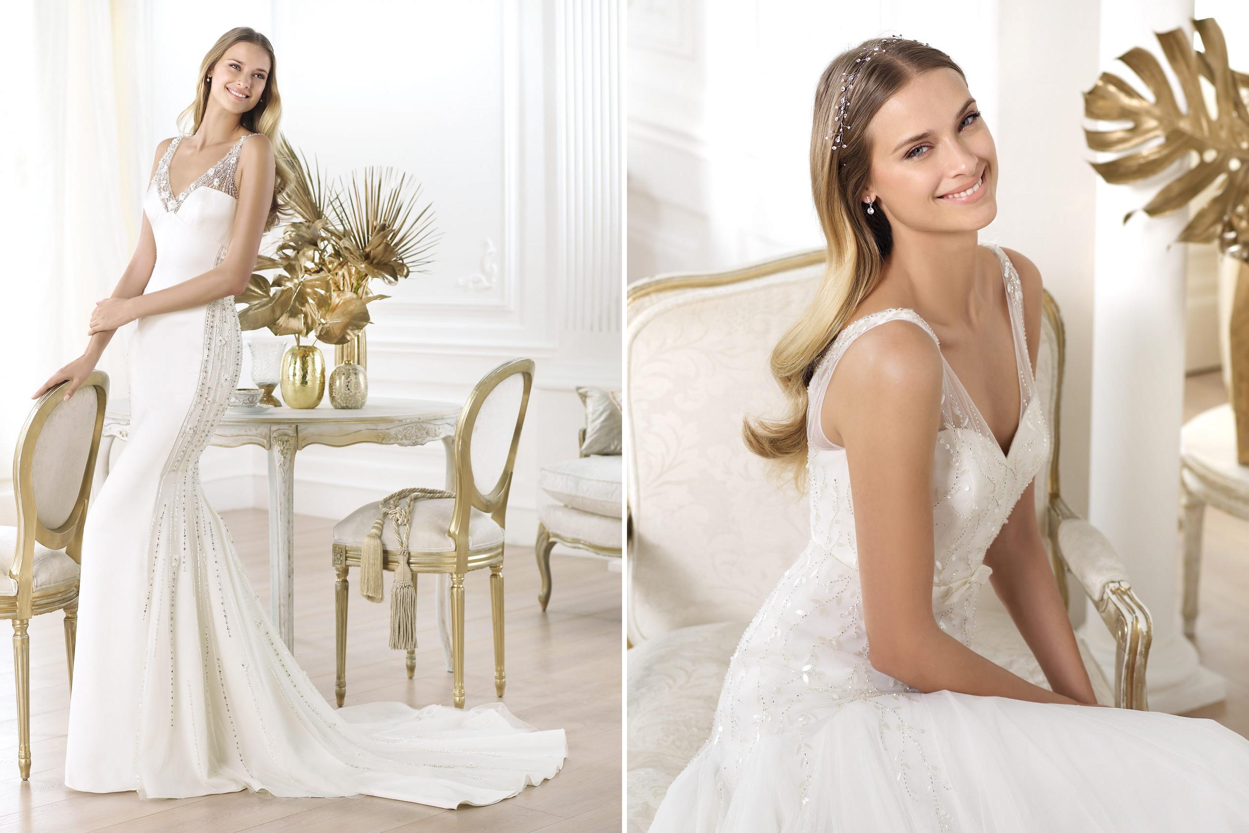 Pronovias Wedding Dress Pre 2014 Fashion Bridal Laherie