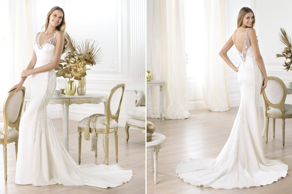 Pronovias Wedding Dress Pre 2014 Fashion Bridal Laherie