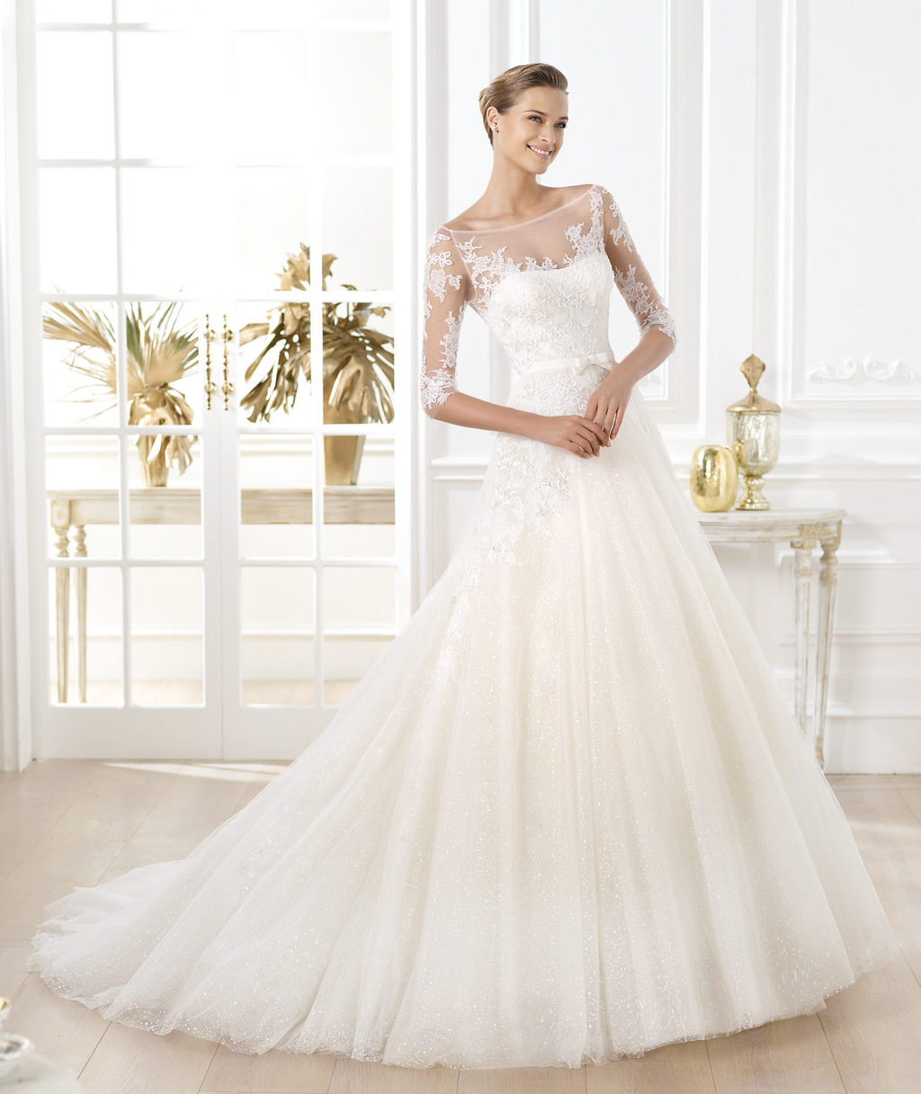 Pronovias-wedding-dress-pre-2014-glamour-bridal-collection-lavens.full