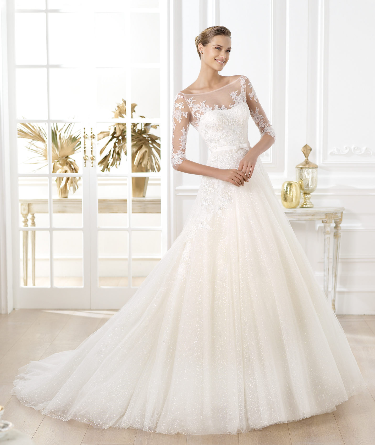 Pronovias Wedding Dress 2014 – images free download