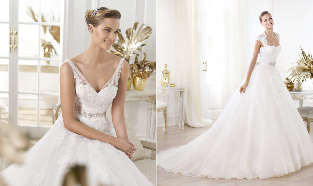 13 Dreamy Bridal Gowns from the New Glamour Collection\' Ideabook by ...