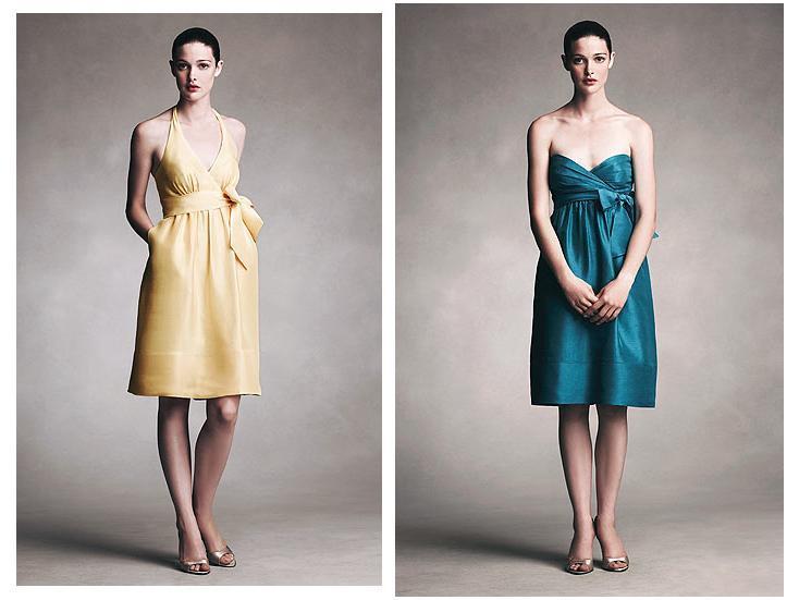 Jenny-yoo-bridesmaid-collection-2009-short-dresses-honey-yellow-shantung-casper-blue-eastern-shantung.full