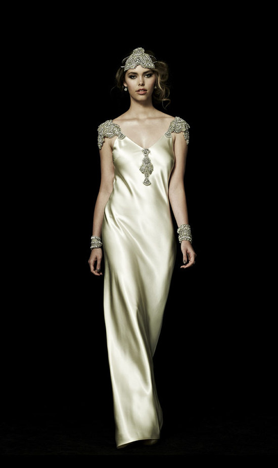 photo of 5 Wedding Dress Trends for 2014