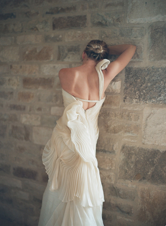 Bride-chic-5-trends-for-fall-2014-pleats-elizabeth-messina.full