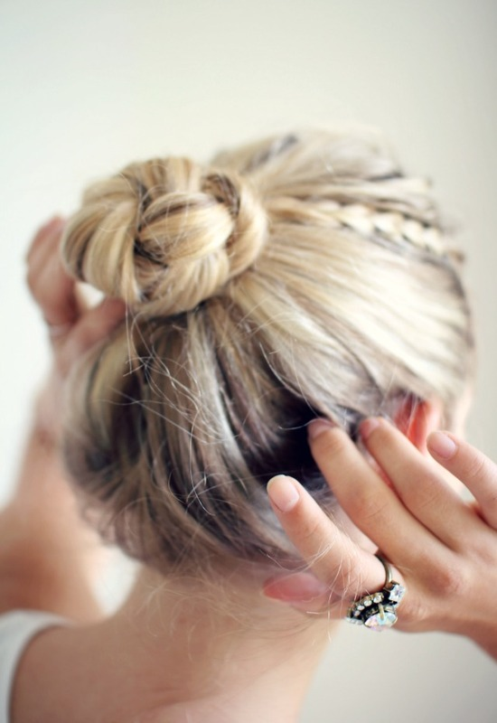 photo of Top Knot