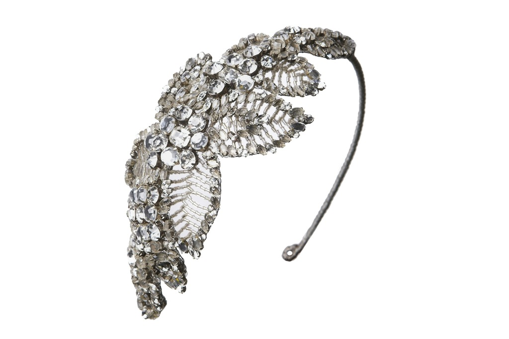 Jenny Packham Wedding Accessories Spring 14 Bridal onda headband