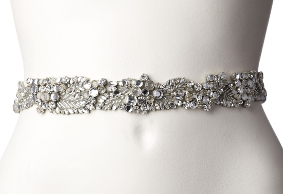 Jenny Packham Wedding Accessories Spring 14 Bridal belts 2