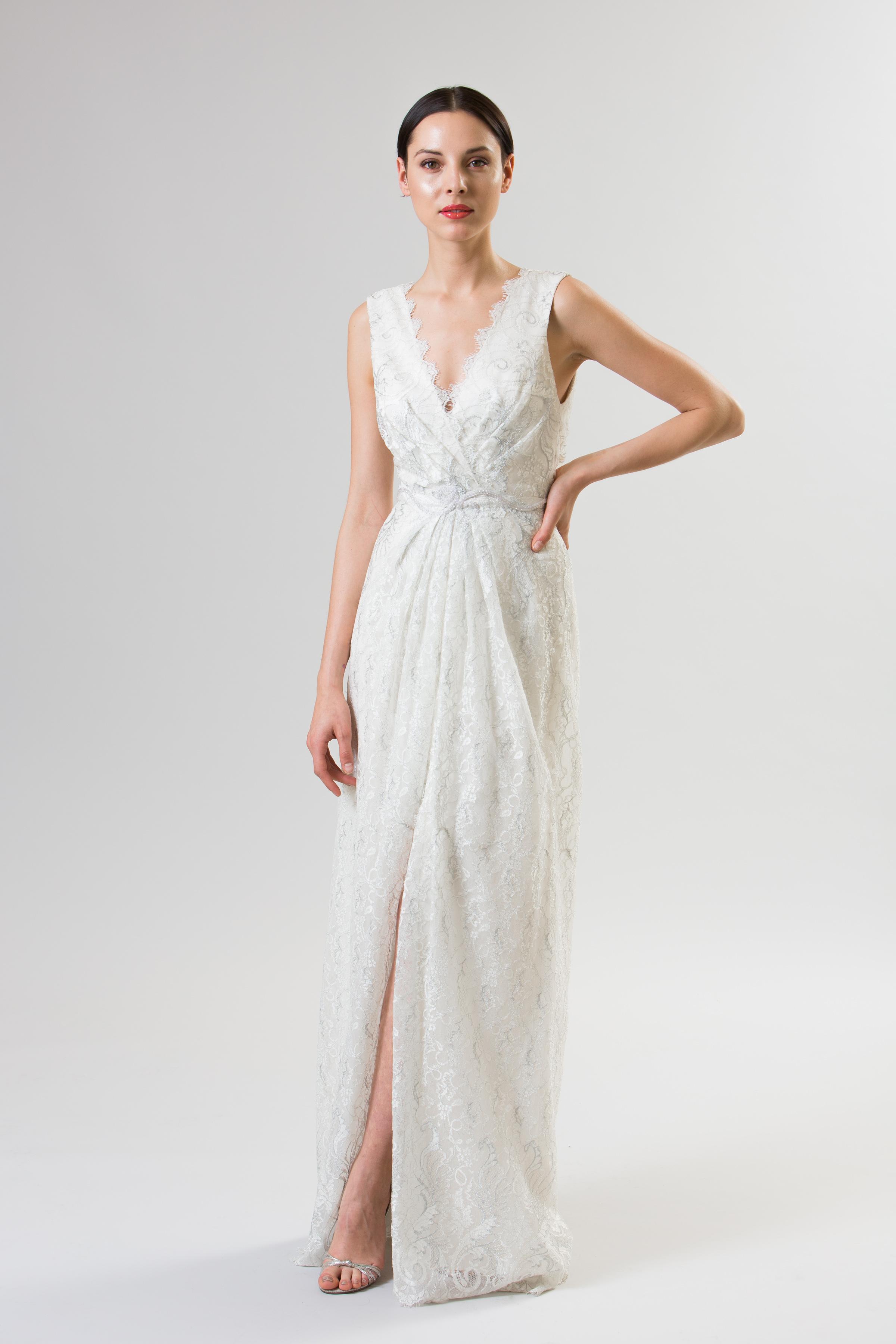 junko yoshioka summer spring 2014 wedding dress frambois 1