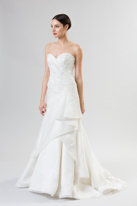 junko yoshioka summer spring 2014 wedding dress gateaux 1