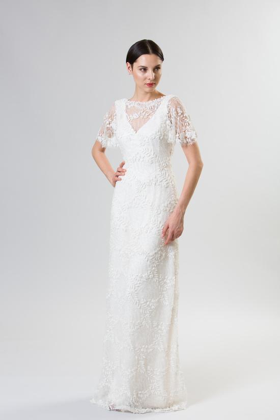 claire pettibone spring summer 2014 wedding dress