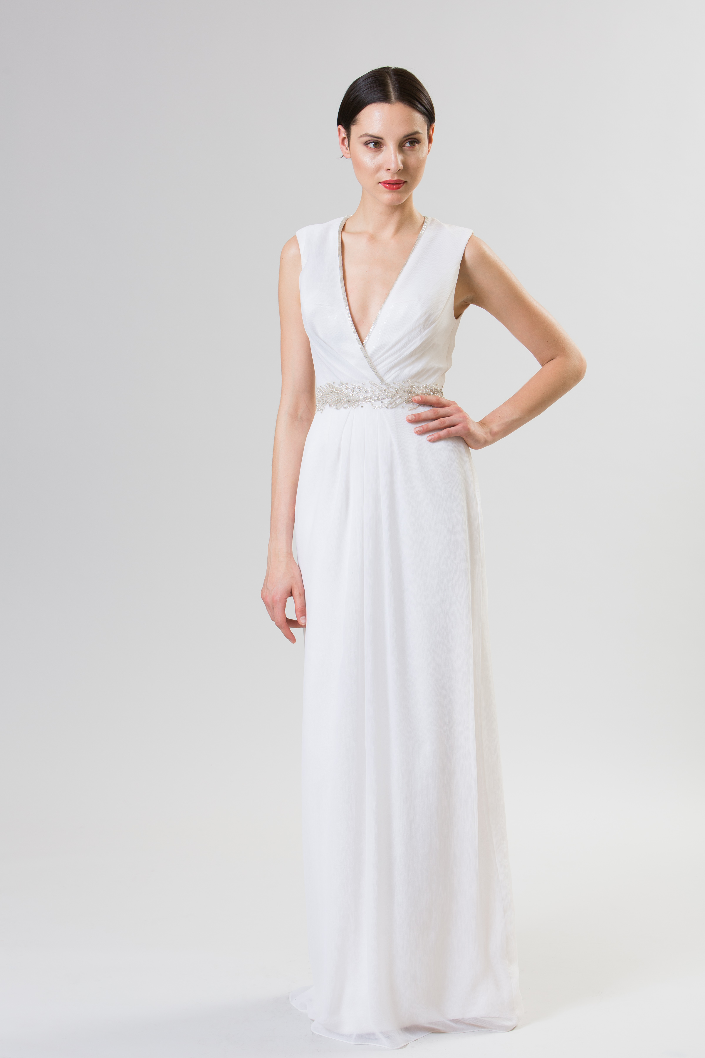 junko yoshioka summer spring 2014 wedding dress sorbet 1