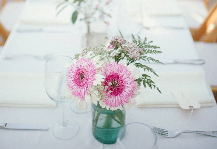 Simple-pink-and-ivory-wedding-centerpiece.full