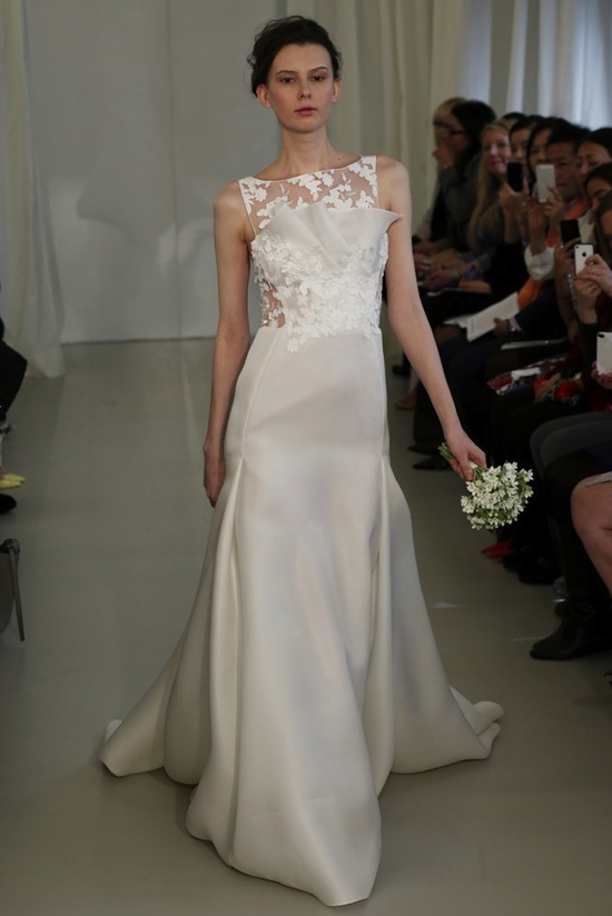 Angel Sanchez wedding dress Spring 2014