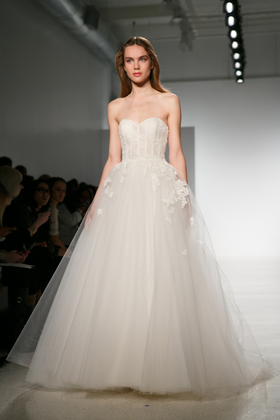 Christos Spring 2014 Wedding Dress