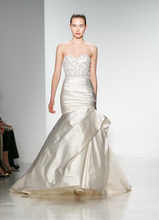 photo of Kenneth Pool Spring 2014 Wedding Dress