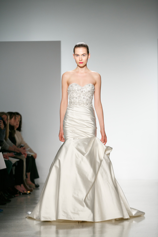 Kenneth Pool Spring 2014 Wedding Dress