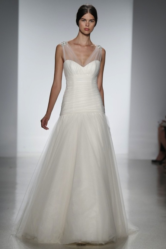 Spring 2014 Amsale wedding dress