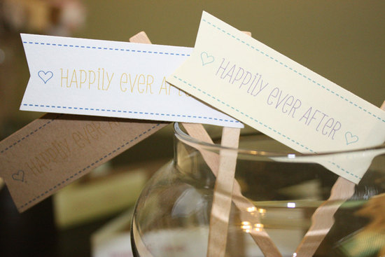 Happily Ever After Drink Stirs