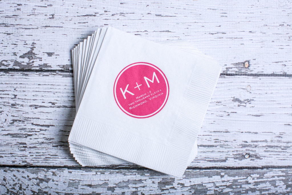 White-and-pink-cocktail-wedding-napkins.full