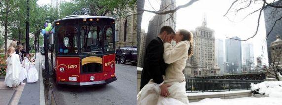 Chicago-themed-wedding-ideas-inspiration-winter-wedding-snow-summer-wedding-trolley.full