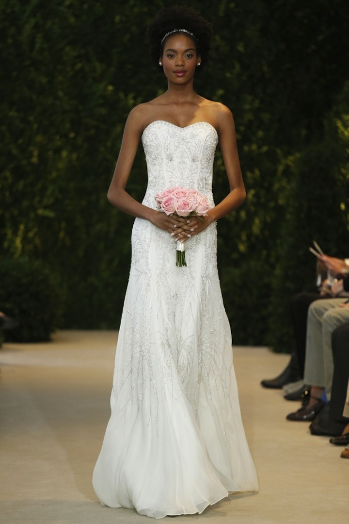 Carolina Herrera Wedding Dress Spring 2014 Bridal 18