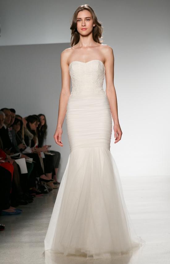 photo of Christos Wedding Dress Spring 2014 Bridal 6