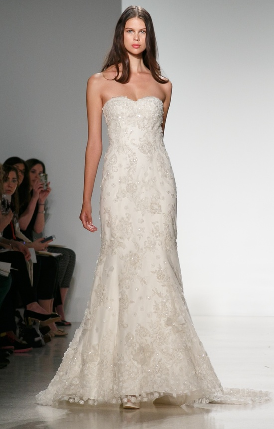 Christos Wedding Dress Spring 2014 Bridal