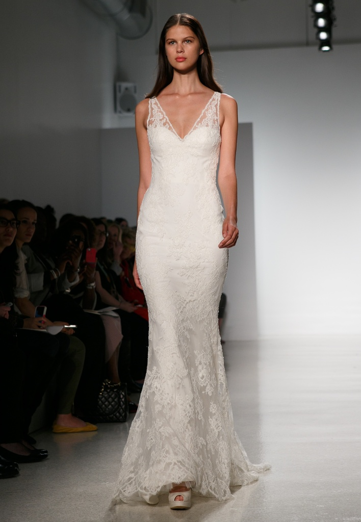 photo of 14 Bridal Stunners from Christos Spring 2014