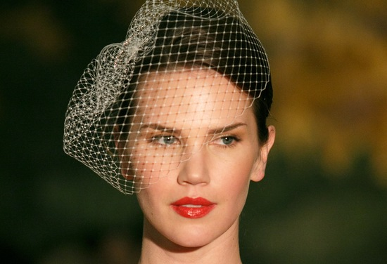 wedding makeup inspiration from anne barge spring 2014