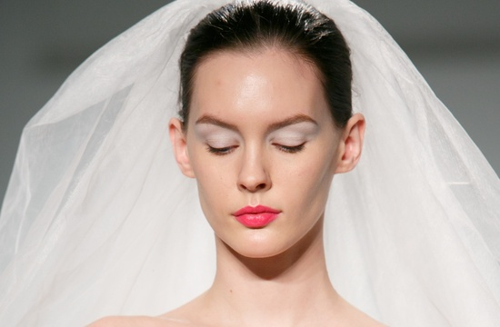 Wedding makeup inspiration Kenneth Pool Spring 2014 1
