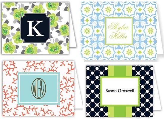 photo of Savvy Steals Weekly Giveaway- 50 Customized Note Cards from Polka Dot Design