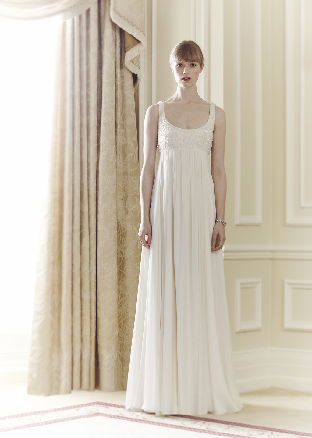 Jenny Packham Bridal Collection Spring Summer 2014 Claudia