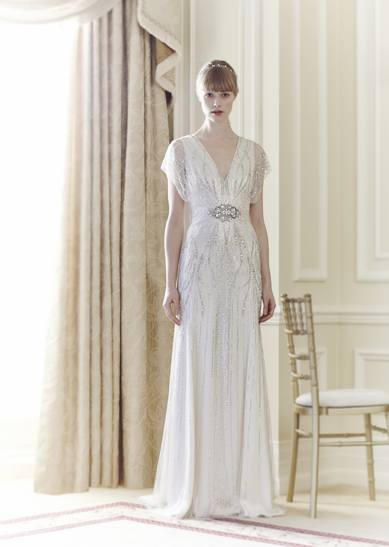 Jenny Packham Bridal Collection Spring Summer 2014 Florence