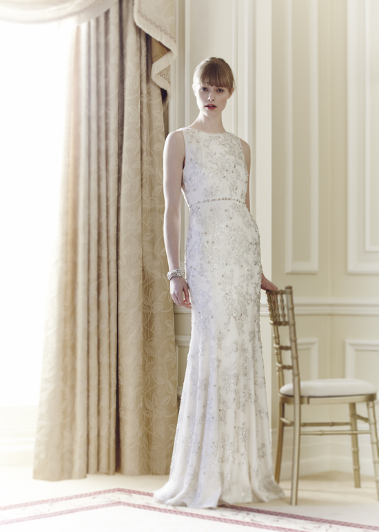 Jenny Packham Bridal Collection Spring Summer 2014 Jean