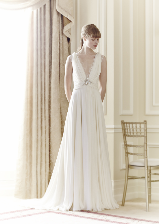 Jenny Packham Bridal Collection Spring Summer 2014 Molly