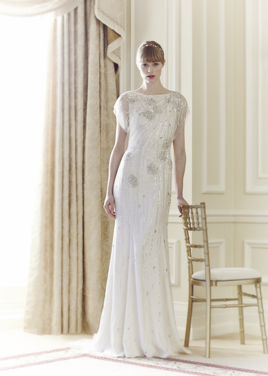 Jenny Packham Bridal Collection Spring Summer 2014 Rose