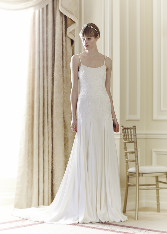Jenny Packham Bridal Collection Spring Summer 2014 Taylor